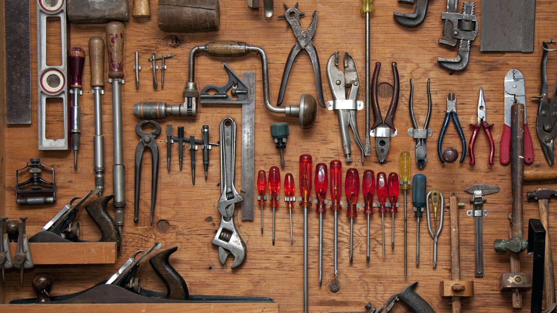 Комплект инструментов своими руками 17